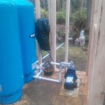Jet Pump and pressure Tank